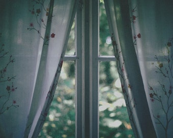 window curtains - Fine Art - Photography