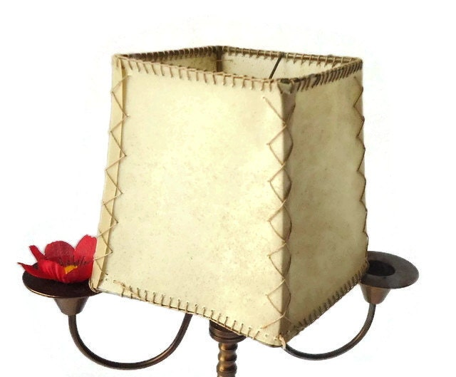 Animal Skin Lamp Shades