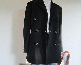 Vintage wool jacket bode Germany Blazer jacket wool 38 / S