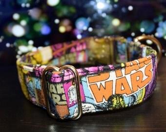 Star Wars Adjustable Dog Collar