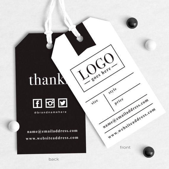 Product Tags Design Custom Textile Tags Care Instructions