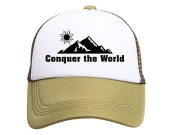 Conquer the World Trucker