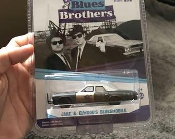 The Blues Brothers 1974 Dodge Monaco Bluesmobile