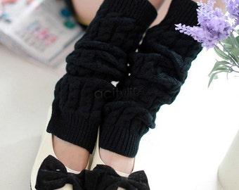 Thigh High Knit Sock Etsy