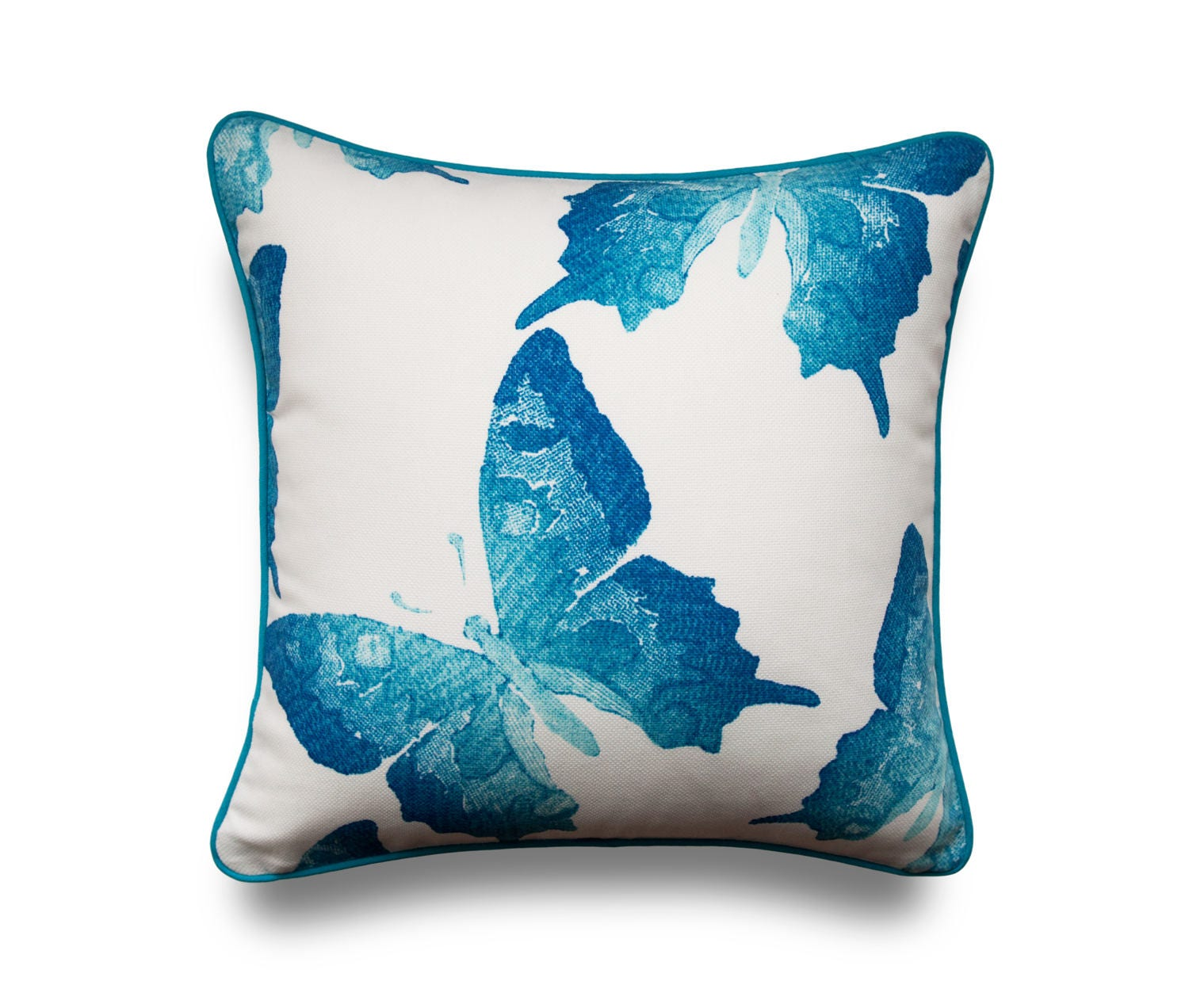outdoor pillow covers outdoor pillow covers butterfly pillow cover turquoise 29078