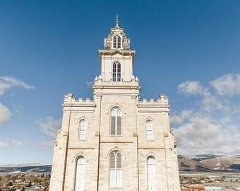 Manti Utah Temple 5