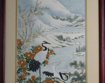 Splendor of Winter Limited Edition by Wei Tseng Yang - Chinese Art
