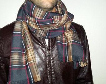men's, women's, unisex scarf gift idea