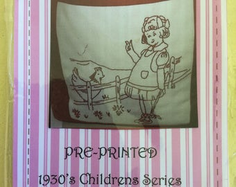 1930's Children's Series 3 - Catharina's Country Collection