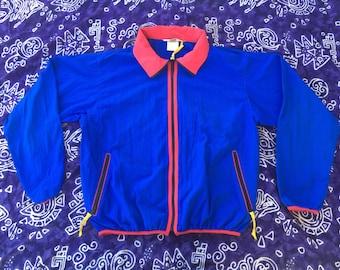 1990's, REI Nylon Jacket
