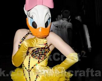 Daisy Duck ( Disney) mask by Maskcraft