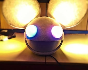 deadmau5 mau5head in cloth
