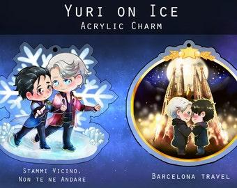 Yuri on ice - Acrylic Keychain