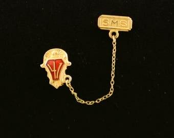 SMS 1941 Lapel Pin