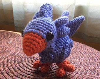 Blue Chocobo