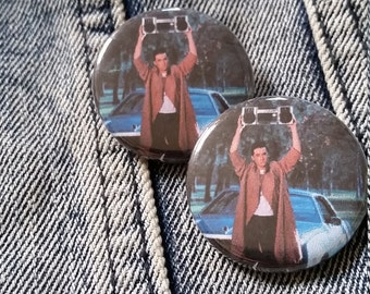 Say Anything 1-1/4 inch pinback button pin pins buttons pingame badge badges