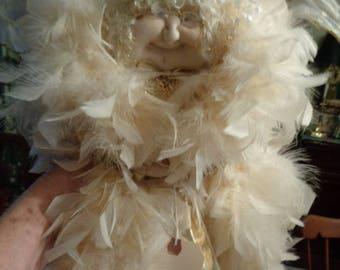 FAIRY GODMOTHER Doll Figurine