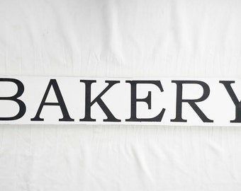 Bakery Sign, Farmhouse Decor, Custom Farmhouse Sign, kitchen sign