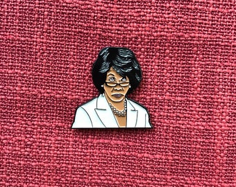 Maxine Waters Lapel Pin