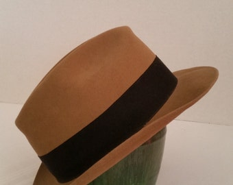 Fedora Style Mens Hat Royal Stetson