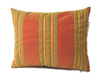 Mustard Pillow, Mustard Bed Pillow, Mustard Pillow Cover, Mustard Decorative Pillow, Mustard Couch Pillow, Mustard Sofa Pillows, size 16x20