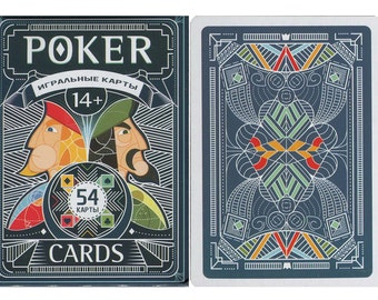 Playing cards POKER CARDS