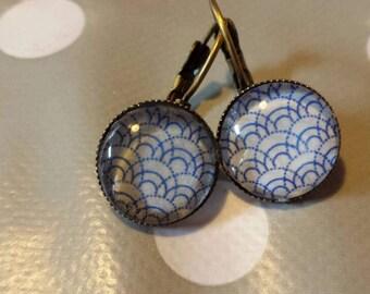 Paulette #3 earrings