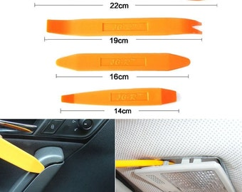 ACENIX® New Car Door Clip Panel Audio Video Dashboard Dismantle Kits Install UK Seller