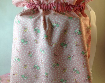 1930's Reproduction Fabric Gift Bag