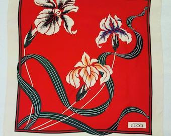 Gucci Parfums vintage scarves