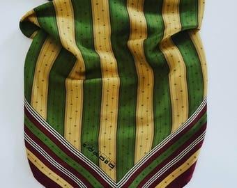 FUXIA vintage scarf
