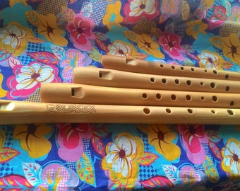 Wooden recorder, svirel, whistle, block-flute, flute