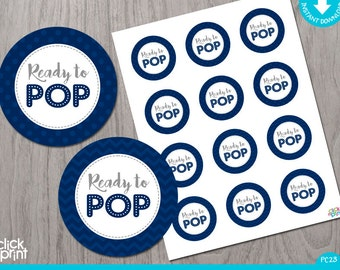 ready to pop labels template free - ready to pop etsy