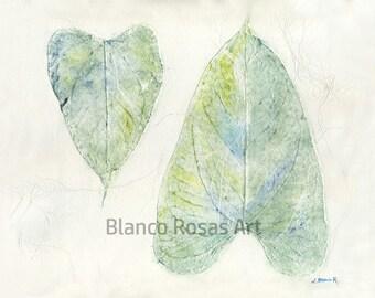 Ets dream leaves light green