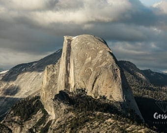 Yosemite National Park - Half Dome Fine Art Print 5x7