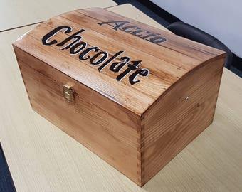 HP Accio Chocolate Treasure Chest