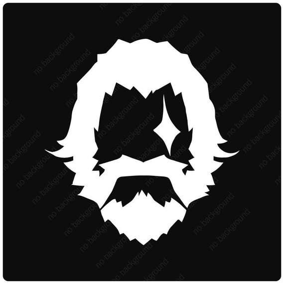 Avatar Logo: Reinhardt Overwatch Player Icon Logo Symbol Avatar Vinyl Decal