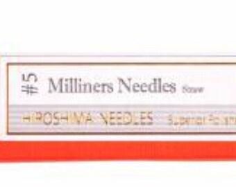 Tulip Milliner's Needles #5
