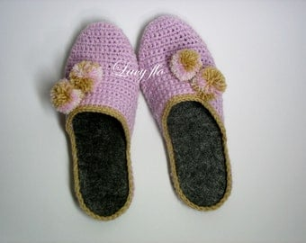 Woolen slippers Sippers