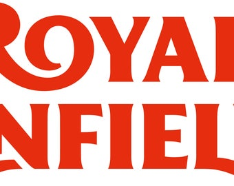 Royal Enfield Decal