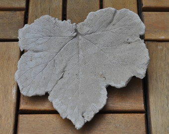 Concrete leaf hops
