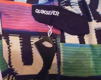 VTG 90's surf shorts Quiksilver