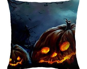 Pumpkin Decorative pillow Halloween pillow Holiday gift