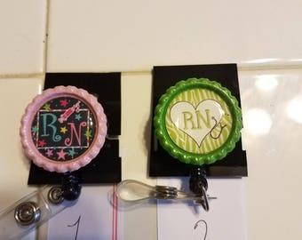 RN badge holder