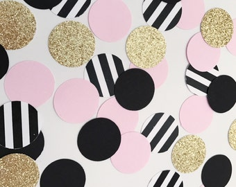 SALE!!! - 150 Theme Party Confetti, Bridal Shower Confetti, Spade Party Confetti, Paris Party, Wedding Confetti, Bachelorette, Baby Shower