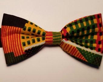 Baby Kente Bow Tie