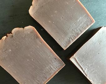 Vanilla Pinecone Soap, Organic, Vegan, Handmade Soap