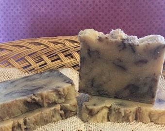 Patchouli Cedarwood Homemade Soap