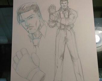 Character Study/ Concept Art