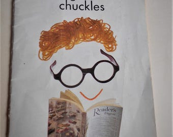 Laughs And Chuckles Reader's Digest Copyright 1964 Vintage Booklet Printed in The United States of America Very Good Condition